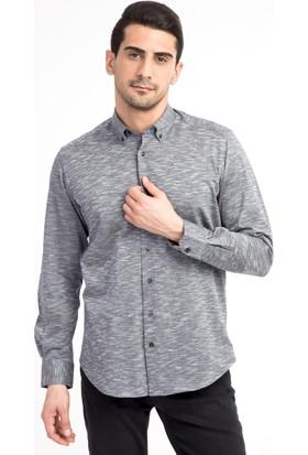 Kiğılı Uzun Kol Tasarım Gömlek