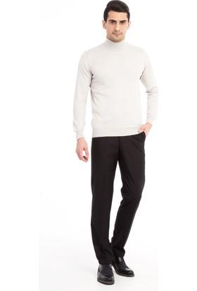 Kiğılı Klasik Düz Pantolon