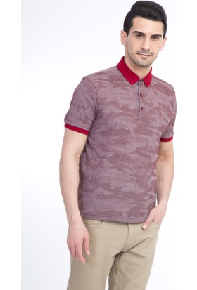 Kiğılı Erkek Polo Yaka Tasarım T-Shirt
