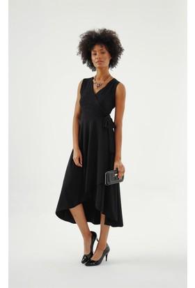 Jument 6207 Siyah Elbise