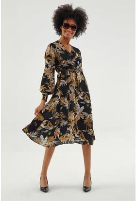 Jument 6194 Hardal Desen Elbise