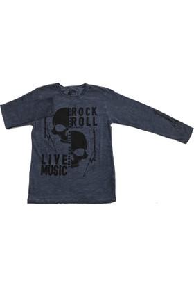 Divonette 2916 Rock Roll Erkek Çocuk Sweatshirt