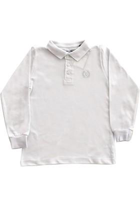 Divonette 3031 Polo Yaka Erkek Çocuk Sweatshirt