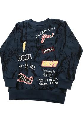 Divonette 3051 Cool Erkek Çocuk Sweatshirt