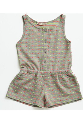 Escabel 001 Bex Kız Tulum Kız Çocuk