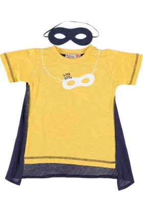 Haknur 5828 T-Shirt Erkek Çocuk