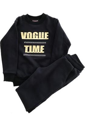 Plt 6327 Vogue Kız Çocuk Eşofman Takımı