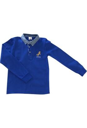 Starlet 4808 Kot Yaka Erkek Çocuk Sweatshirt
