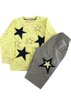 Çiggo 2092 Yıldızlı Kız Çocuk Eşofman Takımı