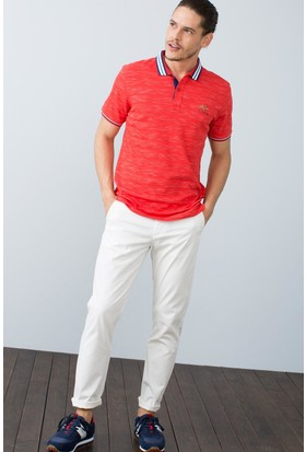 U.S. Polo Assn. Dokuma Spor Pantolon 50186979-Vr013