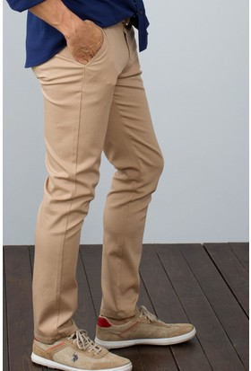 U.S. Polo Assn. Dokuma Spor Pantolon 50188923-Vr011