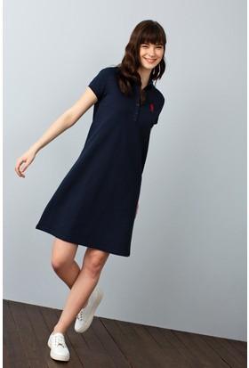 U.S. Polo Assn. Örme Elbise 50189095-Vr100