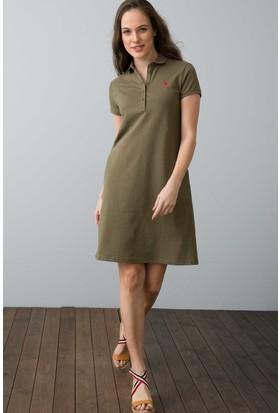 U.S. Polo Assn. Örme Elbise 50189095-Vr111