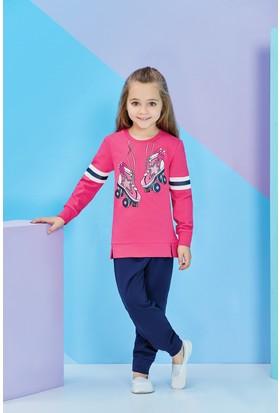 Roly Poly Kız Çocuk Eşofman Takımı