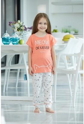 Roly Poly Pıerre Cardın Kız Çocuk Pijama Takımı