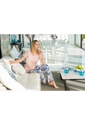 Pierre Cardin Kadın Pijama Takımı Pembe