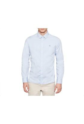 Timberland Beyaz Erkek Gömleği 0YHQIK09