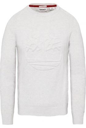 Timberland Beyaz Erkek Sweatshirts A1KS5I86