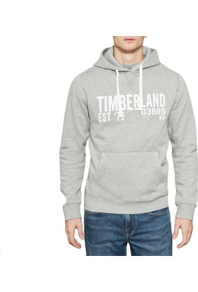 Timberland Gri Erkek Sweatshirts A1KSR052