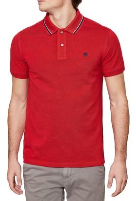 Timberland Kırmızı Erkek T-Shirt A1KFKJ82