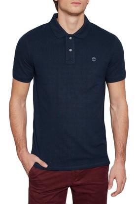 Timberland Lacivert Erkek T-Shirt A1KC4433