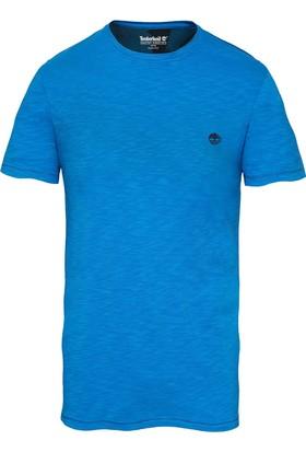Timberland Mavi Erkek T-Shirt A1L6Y479