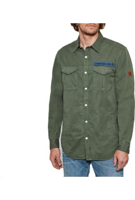 Timberland Yeşil Erkek Gömleği A1KI3J02