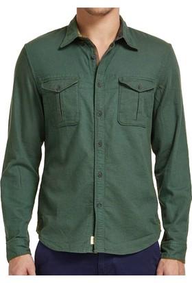 Timberland Yeşil Erkek Gömleği A1KIEJ02