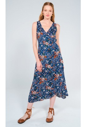 Clandestino Kruvaze Elbise