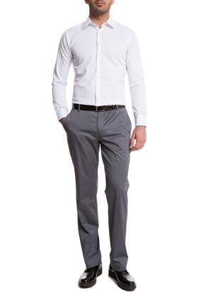 Cacharel 50048538-070 Erkek Keten Pantolon