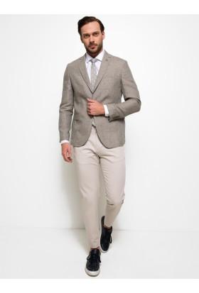 Cacharel 50188638-Vr011 Erkek Keten Pantolon