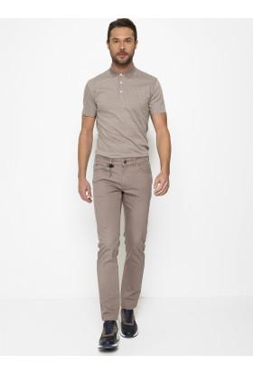 Cacharel 50189613-Xx7604 Erkek Keten Pantolon
