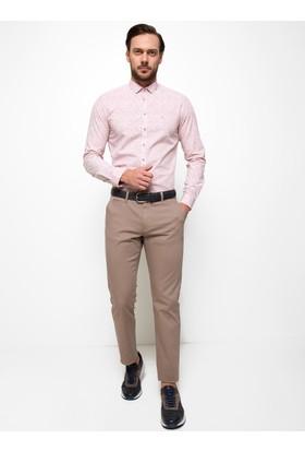 Cacharel 50189614-Vr015 Erkek Keten Pantolon