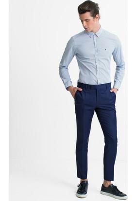 Cacharel 50177833-Vr059 Erkek Klasik Pantolon