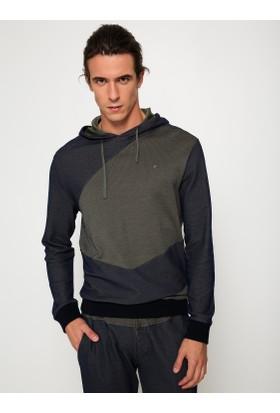 Cacharel 50181112-Vr033 Erkek Sweatshirt