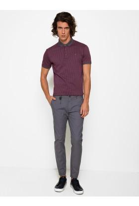 Cacharel 50187493-Vr023 Erkek Polo Yaka Tshirt