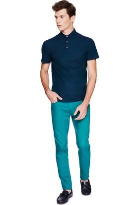 Cacharel 50170358-Vr054 Erkek Keten Pantolon
