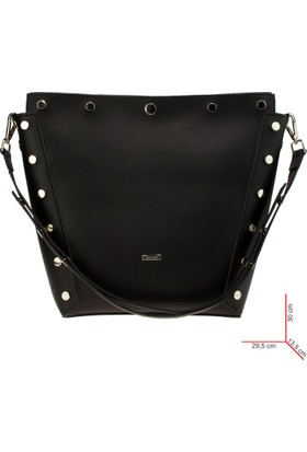 Greyder 98003 Casual Siyah Kadın Çanta