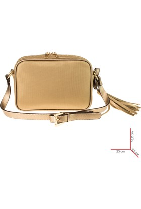 Greyder 98023 Casual Altın Kadın Çanta