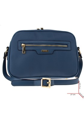 Greyder 98026 Casual Mavi Kadın Çanta