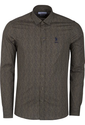 U.S. Polo Assn. Erkek Gömlek G081Sz004496093