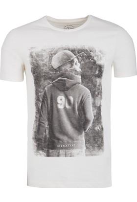 Jack & Jones Erkek Tshirt 12136110