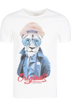 Jack & Jones Erkek Tshirt 12141064
