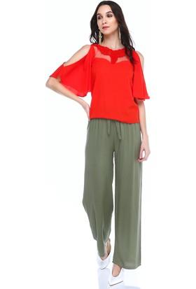 Dewberry Z6438 Kadın Pantolon