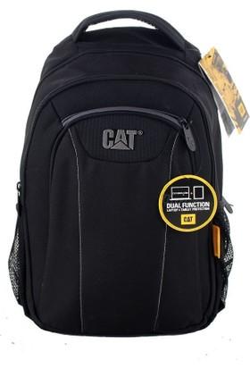 Cat 83220 Erkek Spor Sırt Çantası Siyah
