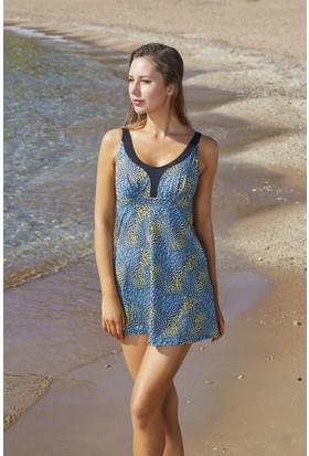 Pierre Cardin Kalın Askılı Elbise Mayo 167161