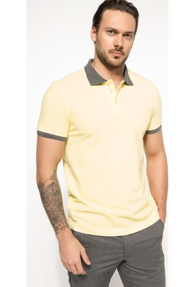 Defacto Erkek Basic Slim Fit Polo T-Shirt
