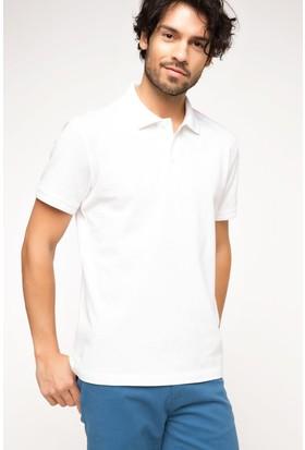 Defacto Erkek Basic Polo T-Shirt