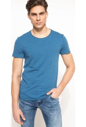 Defacto Erkek Nopeli Basic T-Shirt