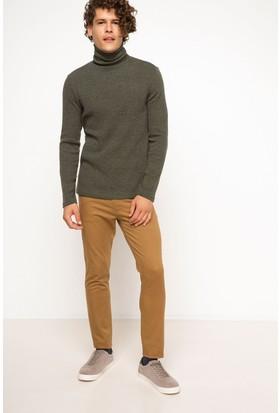 Defacto Erkek Paco Slim Fit 5 Cep Pantolon